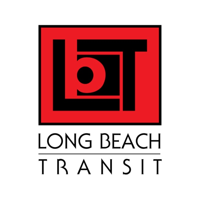 Long Beach Transit logo Global Paratransit