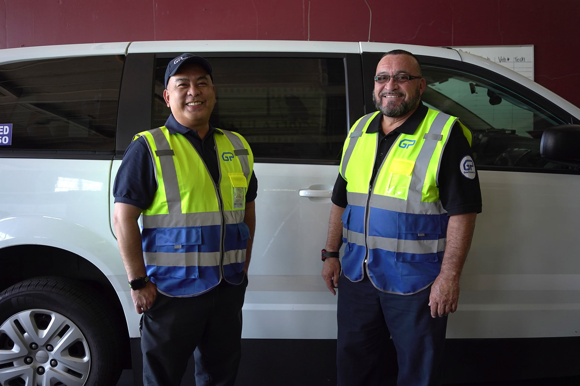 GPI Drivers Paratransit Global Paratransit