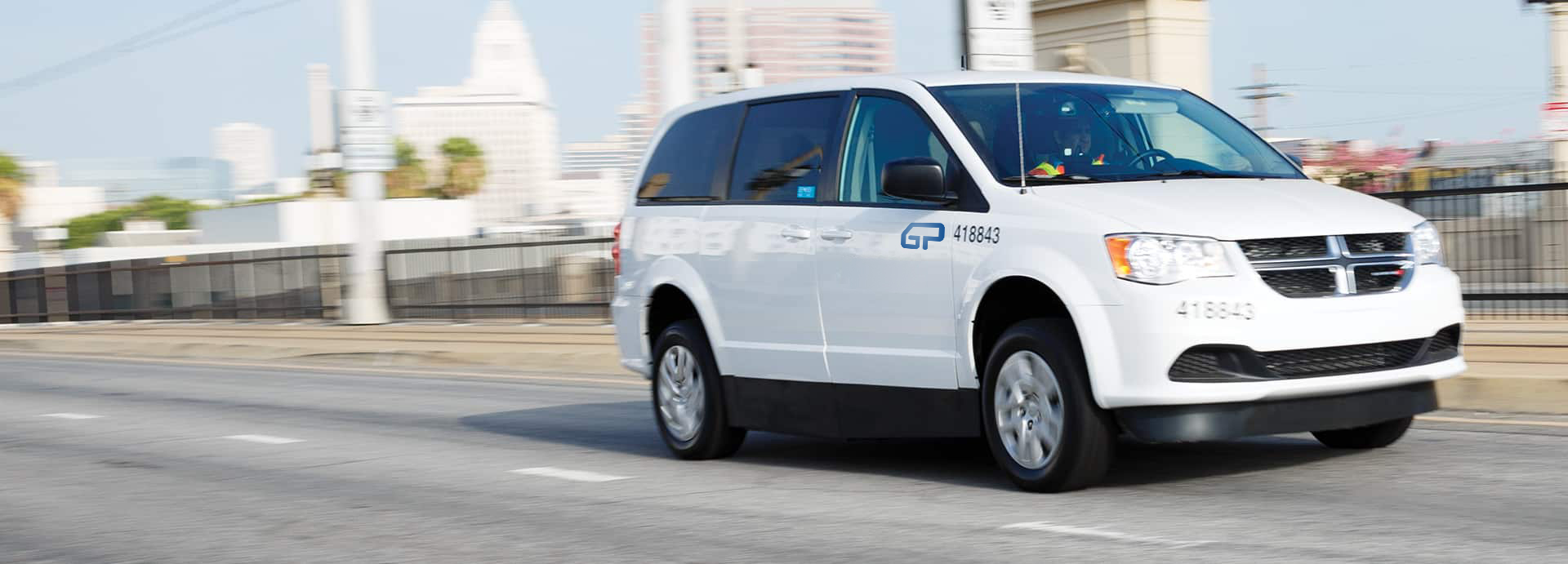 Global Paratransit Vehicle BG Global Paratransit
